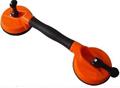 Ventosas Industriais 110 mm Dupla com suporte e trava  Industria de Ventosas