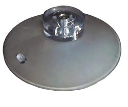 Ventosa 90 mm com Porca de 1/4 Industria Joelis
